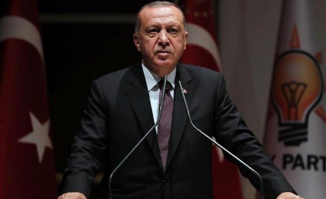 """Erdoğan: """"En kötü şuradan şurası, bir şey olursa gideriz"""""""