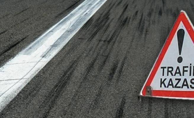 Kiralık araçla gelen ölümlü trafik kazası