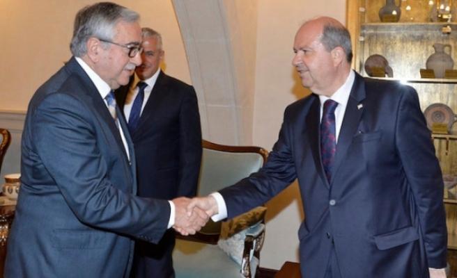 Akıncı - Tatar görüşmesinde, Ekonomik Protokol görüşüldü