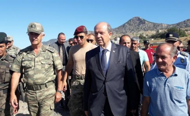 BAŞBAKAN TATAR, TAŞKENT'TE İNCELEMELERDE BULUNDU