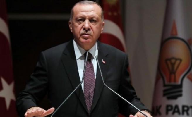 Erdoğan: Kıbrıs'ta sıradan ülke değiliz,  garantörüz