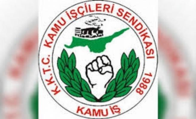 Kamuiş'ten hükümete uyarı: Siyasi iradenin devam etmesi halinde biz de gerekeni yaparız