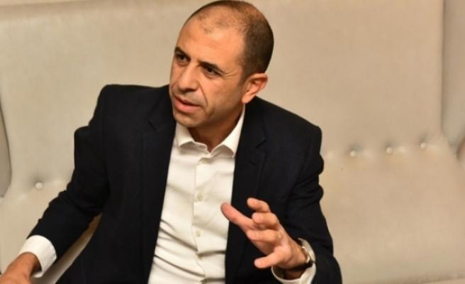 Özersay: Umarım bu konuda KKTC ve Türkiye'nin kararlılığının farkındadırlar