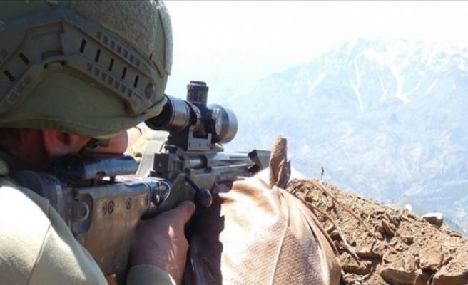 Pençe-2 Harekatı'nda bir asker hayatını kaybetti, 6 asker yaralandı