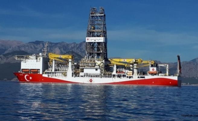 Rum basını: 'Fatih sondaj gemisi 170 milyar metreküp doğalgaz rezervi buldu'