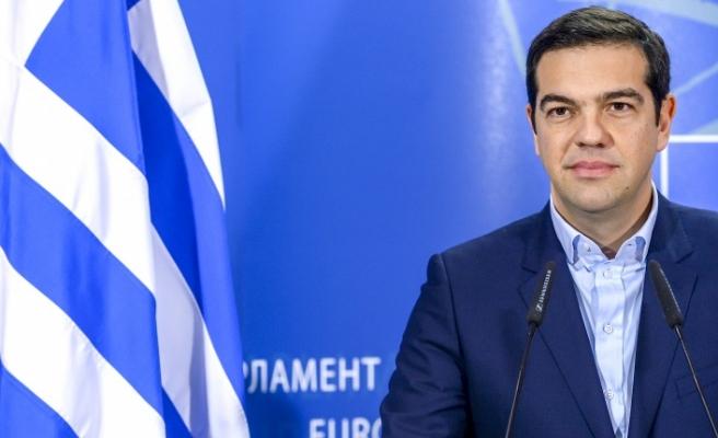 """Tsipras: """"Türkiye'nin Akdeniz'deki faaliyetleri Güney Kıbrıs'ın egemenlik haklarının ihlalidir"""""""