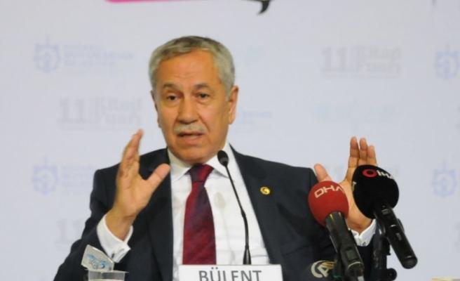 Arınç: Ahmet Türk'ün terörle alakası yoktur, barış olsun isteyen biridir