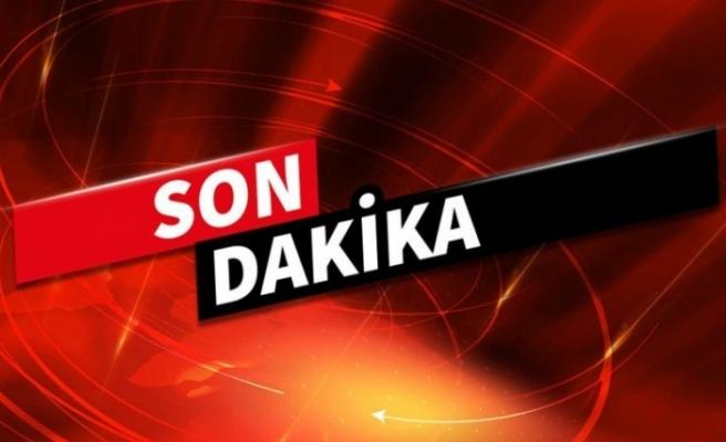 Girne'de askeri cephanelikte patlama meydana geldi
