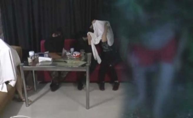 Girne'de iki kadını 'pazarlayan' şahıslar tutuklandı
