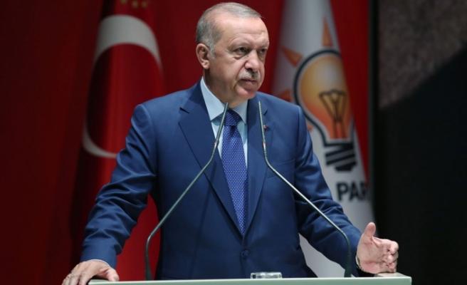 TC Cumhurbaşkanı Erdoğan'dan çarpıcı Kıbrıs mesajı!