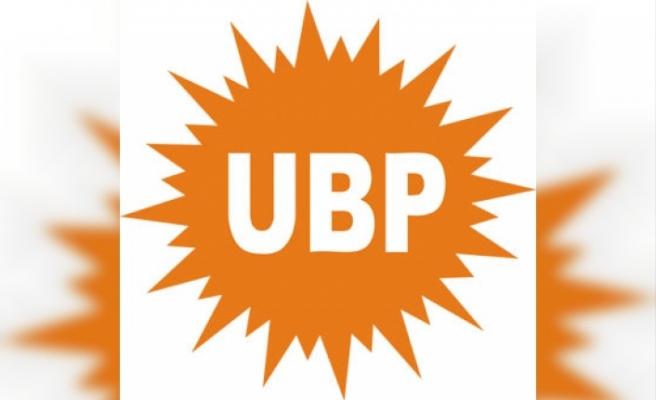 UBP: Akıncı, Kıbrıs konusunda yanlış politika izliyor
