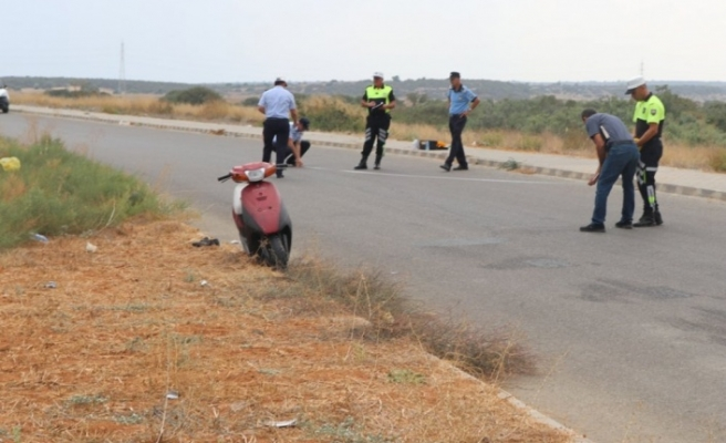 Trafik kazasından yaralı kurtulan İsmail Özdemir yaşama tutunamadı