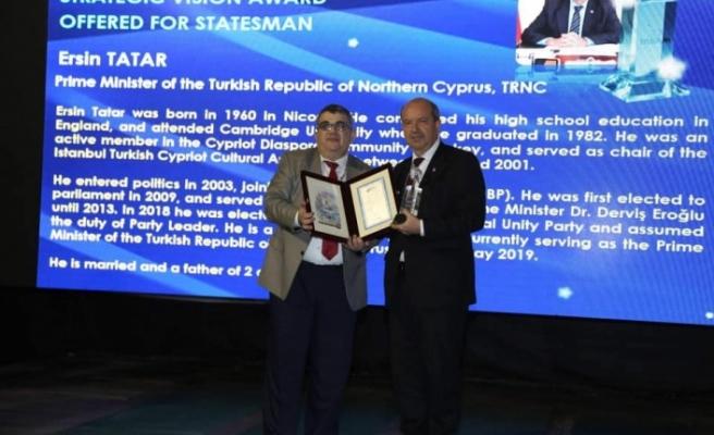 """""""12. TASAM Stratejik Vizyon Ödülleri"""" sahiplerini buldu"""