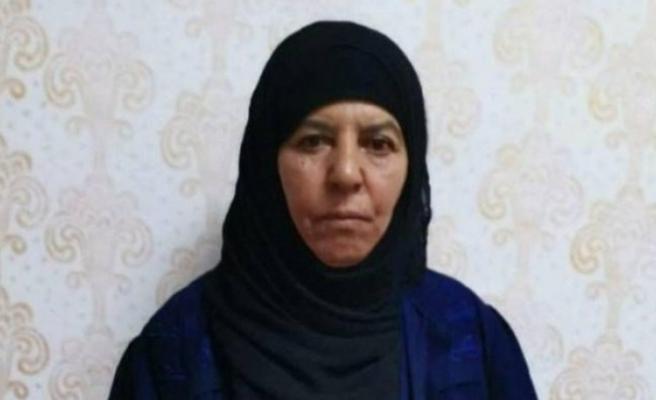 Bağdadi'nin ablası Türkiye'nin yaptığı operasyonda yakalandı (Altun: Operasyon, terörle mücadelede başarımızın örneği)