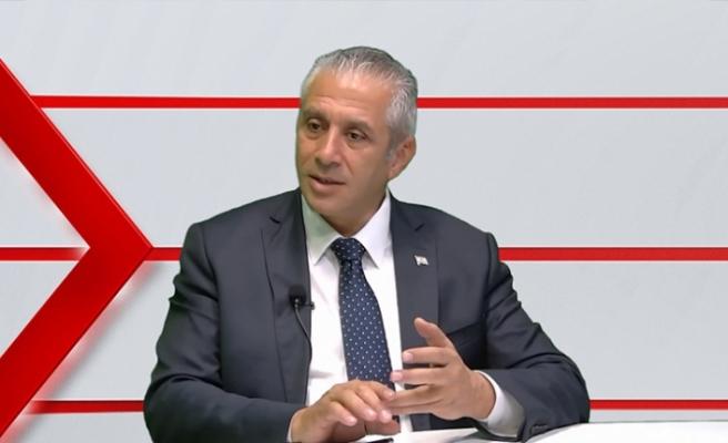 Taçoy'dan Cumhurbaşkanlığı seçiminde ikinci tur iddiası