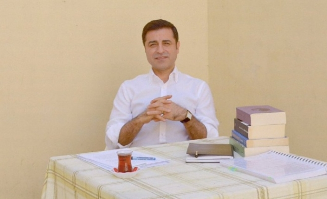 CHP, sağlık sorunları yaşayan Demirtaş'ı ziyaret edecek