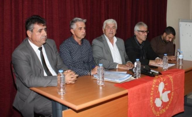 El-Sen Elektrik Mühendisleri Odası'nı hedef aldı