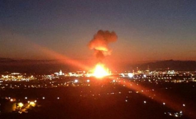İspanya'da kimya fabrikasında patlama: Çok sayıda ölü ve yaralı var