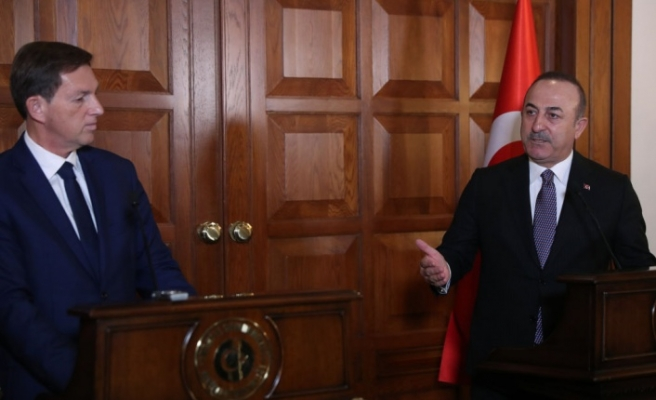 Çavuşoğlu: Rejimin İdlib'deki saldırıları (Rusya ile) ortaklığa da çok büyük zarar vermeye başladı