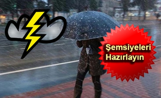 Meteoroloji Dairesi Yeni Tahminleri Yayımladı