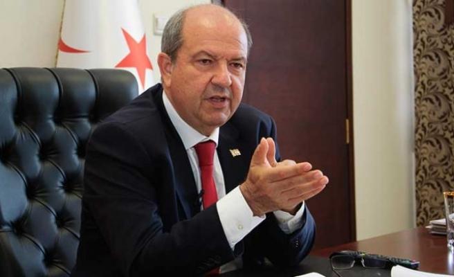 """Başbakan Tatar: """"Panik yapmadan mücadeleye katkı yapın"""""""