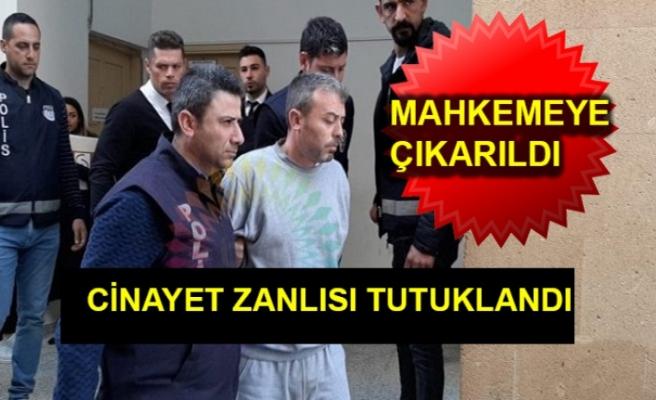 Elif Lort cinayetinin zanlısına 3 gün tutukluluk