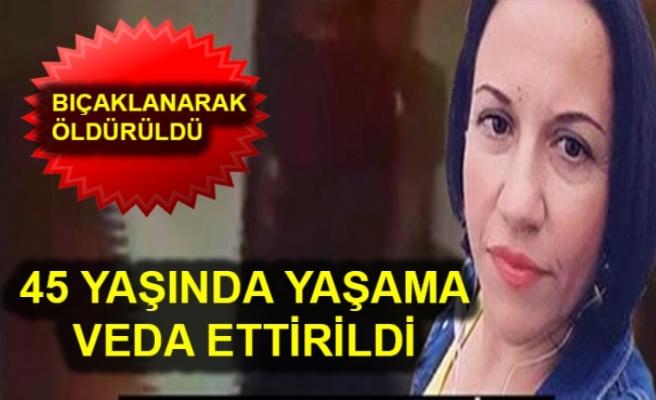 Girne'de Kadın Cinayeti!