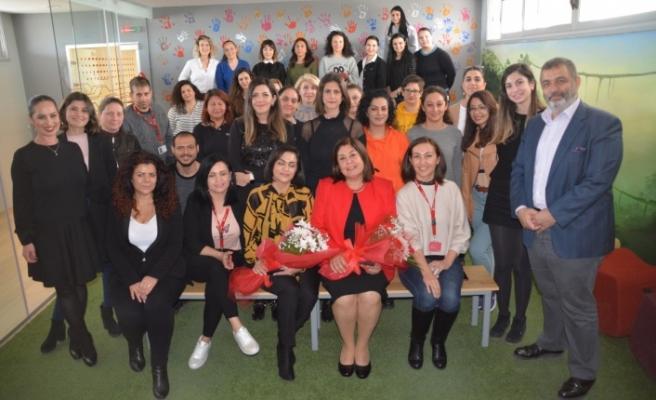Telsim Dünya Emekçi Kadınlar Günü'ne Özel,Ödüllü Kadın Girişimcileri Ağırladı