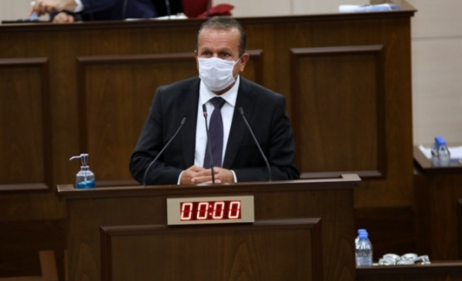 """Cumhuriyet Meclisi Genel Kurulu, """"Birleştirilmiş Sokağa Çıkma Yasağı Yasası Hakkındaki Yasa Gücünde Kararname""""yi Kabul Etti"""