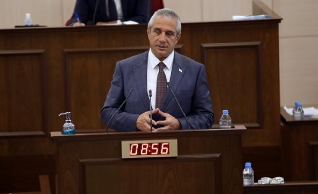 Meclis'te Güncel Konuşmalar Yapılıyor