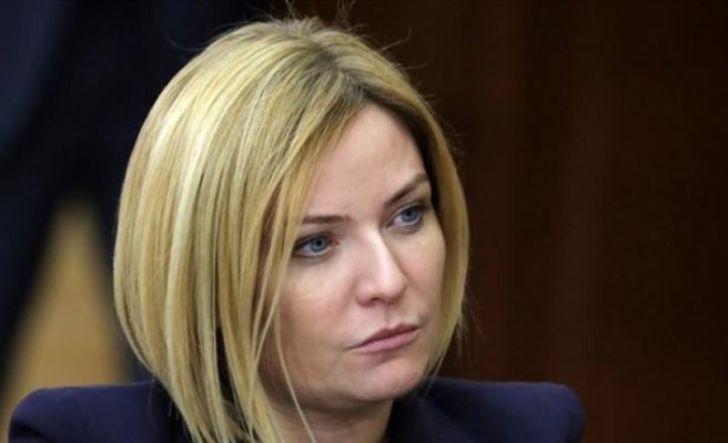 Rusya Kültür Bakanı Olga Lyubimova Kovid-19'a Yakalandı