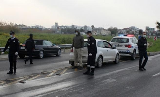 Sokağa Çıkma Yasağı… 34 Kişi Tutuklandı