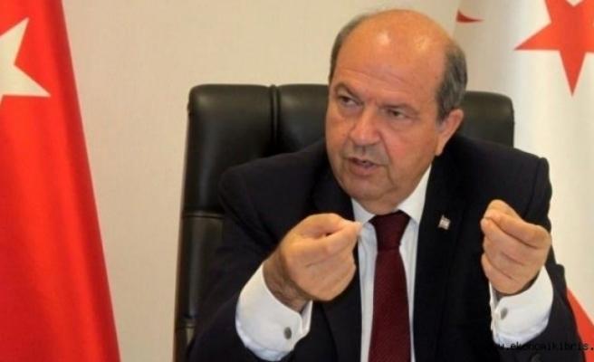"""Tatar: """"KKTC'de şu an salgın yoktur, inşallah böyle devam eder"""""""