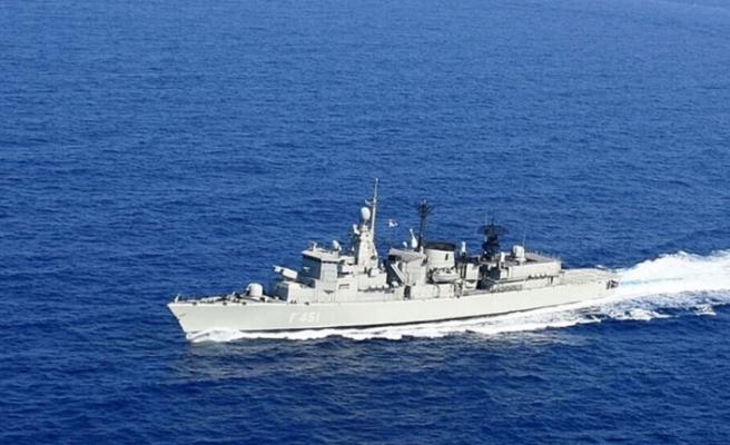ABD ve Yunanistan Doğu Akdeniz'de ortak askeri tatbikat düzenledi