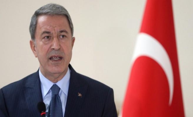 """Akar: """"Doğu Akdeniz'de Kıbrıslı kardeşlerimiz ve kendi haklarımız için çalışıyoruz, her şey şeffaf"""""""