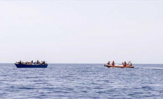 Akdeniz'de göçmenleri kurtaran tekneden Avrupa'ya yardım çağrısı