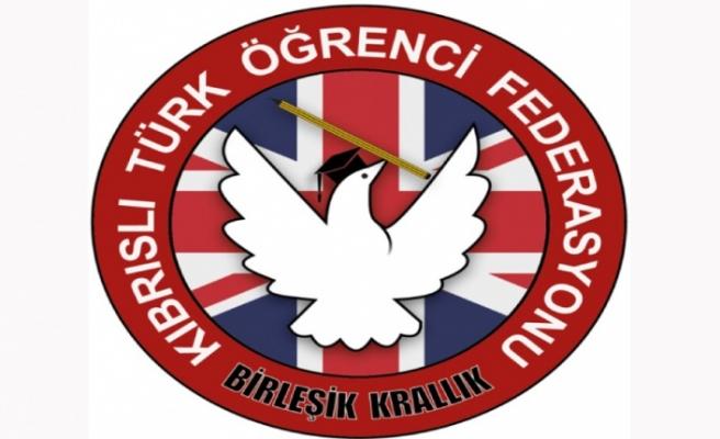 Birleşik Krallık Kıbrıslı Türk Öğrenci Federasyonu Başkanı Adil Bey oldu