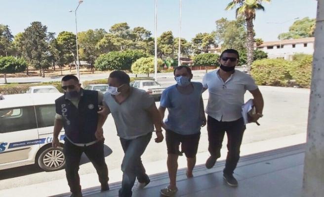 Bomba tasarruf etmekle suçlanan zanlılar 8 gün daha tutuklu