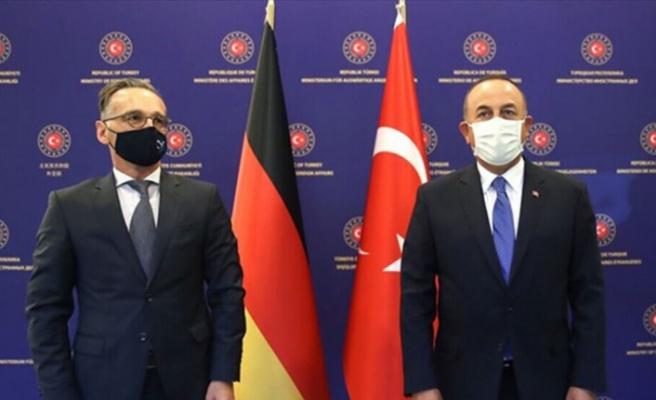 """Çavuşoğlu: """"Doğu Akdeniz'de gerginliği artıran Yunanistan'dır, Rum Kesimidir"""""""