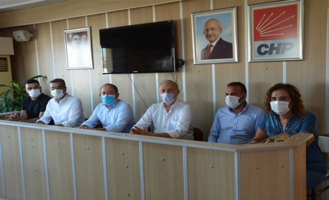 """CHP'li Hamzaçebi: """"Oruç Reis'in faaliyetleri aralıksız devam etmeli"""""""