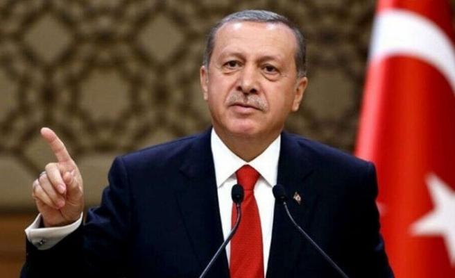 """Erdoğan'dan Doğu Akdeniz resti: """"Karşımıza çıkmak isteyen gelsin!"""""""