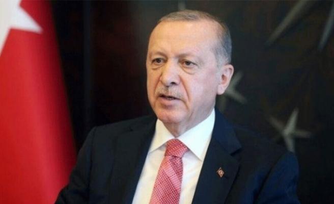 Erdoğan, NATO Genel Sekreteri Stoltenberg ile Doğu Akdeni'i görüştü