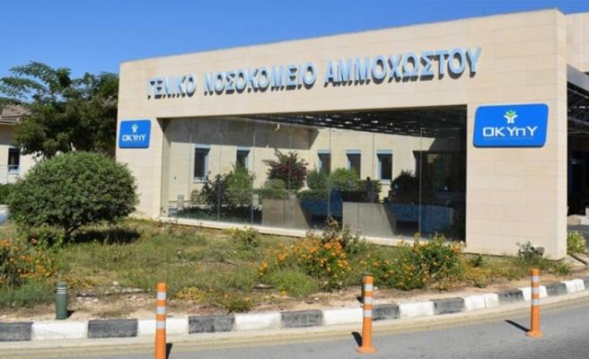 Güney: Mağusa Hastanesi'nde Covid-19 teşhisiyle 7 hasta tedavi görüyor