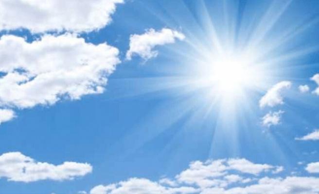 Hava sıcaklıklarında düşüş: Hafta boyunca sıcaklık 36-39 derece olacak