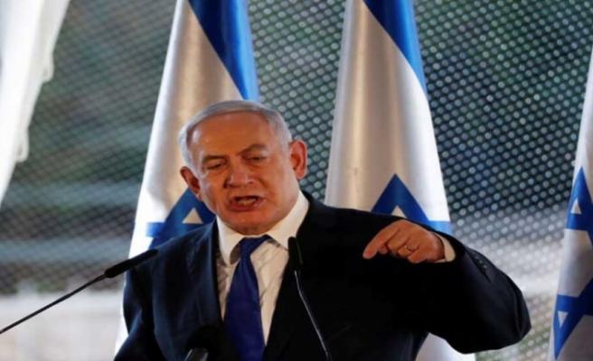 """İsrail Başbakanı Netanyahu: """"Barış karşılığı toprak ilkesi artık yok"""""""