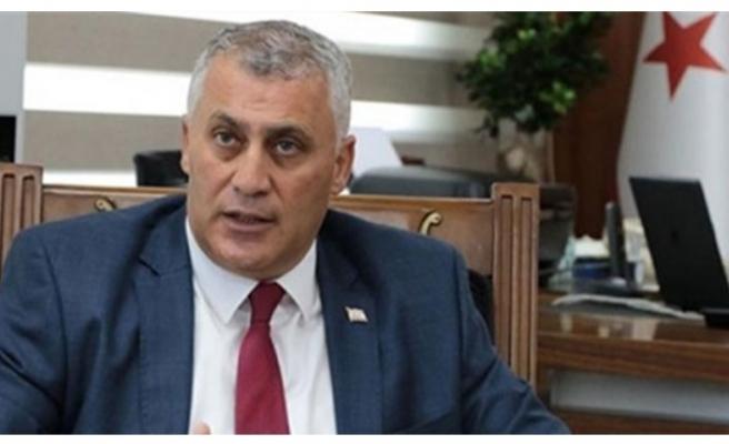 Maliye Bakanı Amcaoğlu Gazimağusa Belediyesi'nin usulsüz avans aldığı iddialarının asılsız olduğunu açıkladı