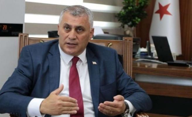 """Maliye Bakanı Olgun Amcaoğlu: """"Akaryakıta zam yok"""""""