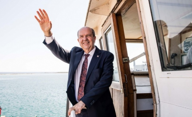 """Maraş açılınca Mağusa Limanı daha da değer kazanacak"""""""