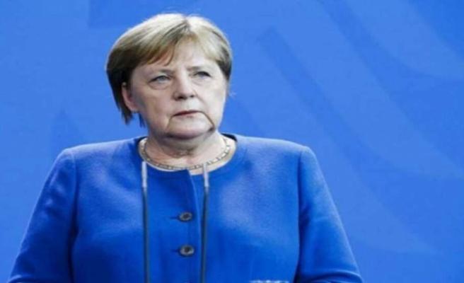 Merkel Suriye'deki durumu 'dramatik' olarak niteledi