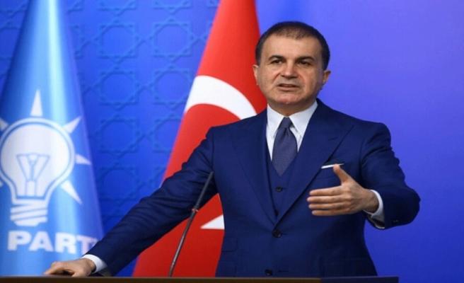 """Ömer Çelik: """"Yunanistan, sorunları çözmek istiyorsa, Türkiye en güvenilir muhataptır"""""""
